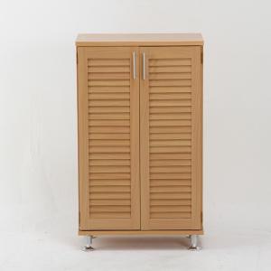 シューズボックス シューズBOX 下駄箱 靴箱 玄関収納 シューズラックスリッパラック ルーバーシューズボックス おしゃれ シンプル スリム 幅60cm|ys-prism