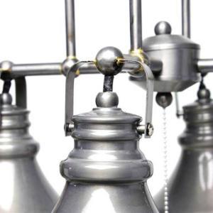 ペンダントライト シャンデリア ラスティフォーカップライト 照明 間接照明 アンティーク レトロ リビング ダイニング カフェ おしゃれ かわいい 4灯|ys-prism|03