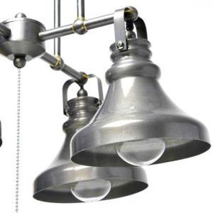ペンダントライト シャンデリア ラスティフォーカップライト 照明 間接照明 アンティーク レトロ リビング ダイニング カフェ おしゃれ かわいい 4灯|ys-prism|05