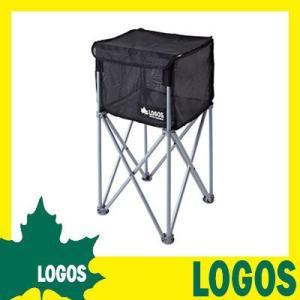 ボックス ロゴス LOGOS マルチスタンドボックス スタンドマルチ折りたたみ折り畳み 折りたたみ テニスボール入れ かご 食器乾燥 持ち運び フタ付|ys-prism