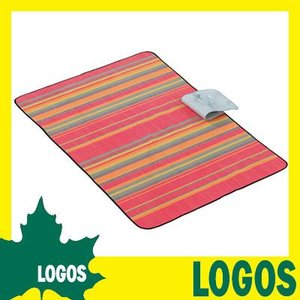 レジャーシート ロゴス LOGOS ピクニックサーモマット(100×155cm) ラグマット ピクニックシート ピクニックマット テントインナーシート 野外|ys-prism