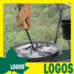 ダッチオーブンリフター ロゴス LOGOS ウッドグリップリフター 蓋持ち上げ リッドリフター 木製 持ち上げ 屋外 野外 海水浴 安心|ys-prism