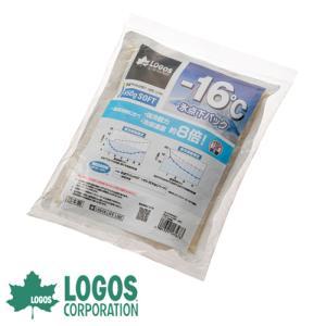 保冷剤 ロゴス LOGOS 氷点下パックGT-16℃・ソフト550g 保冷剤 保冷材 保冷パック 蓄冷剤 蓄冷材 アイスパック 強力 長時間 氷点下 ジェル|ys-prism