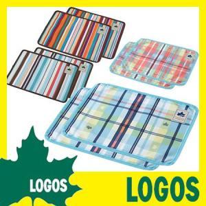 ランチョンマット ロゴス LOGOS ランチョンマット 40×30cm 2枚組み テーブルマット テーブルウェア キッチンマット ランチョマット 2枚セット|ys-prism