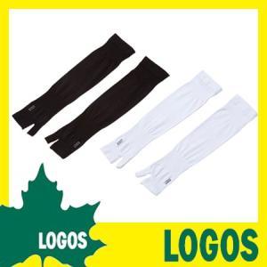 アームカバー ロゴス LOGOS 美フィットスキンUVハンドアームカバー 腕カバー アームサポーター 日よけ手袋 UV手袋 UVカットグローブ 2枚1組 手の甲カバー ys-prism