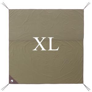 キャンプ用品 テントシート グランドシートXL  ロゴス L...