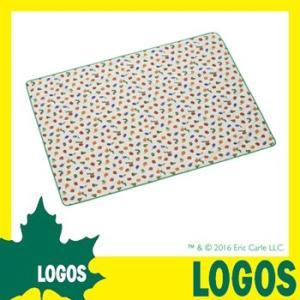 ロゴス LOGOS はらぺこあおむし オックス防水シート レジャーシート 敷物 ビーチシート 厚手 収納バッグ付き おしゃれ かわいい 可愛い 大きい ワイド キャンプ|ys-prism