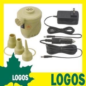 AC/DC・2wayパワーブロー(4mロングDCコード/0.51PSI) エアポンプ エアーポンプ LOGOS ロゴス エアベッド 4mコード シガーソケット DCコード対応|ys-prism
