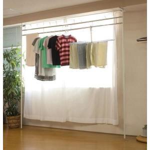 物干し 室内用物干し 物干しハンガー 物干しスタンド 部屋干しスタンド 高さ調節 幅調節 ワイドサイズ 日本製 国産 大容量 ランドリー マンション 雨の日 梅雨|ys-prism