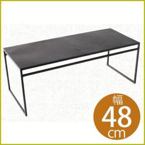 ジョセフアイアン ディスプレイスタンド L アイアンラック ディスプレイラック スタンド テーブル アイアン 黒 ブラック ディスプレイ 店舗什器|ys-prism