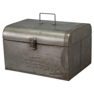 GESHMACK TOOL BOX L 収納ボックス ブリキボックス 小物入れ 小物収納 収納ケース 収納箱 おもちゃ箱 収納BOX 整理ボックス 道具箱|ys-prism