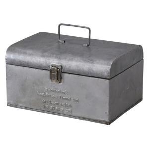 GESHMACK TOOL BOX S 収納ボックス ブリキボックス 小物入れ 小物収納 収納ケース 収納箱 おもちゃ箱 収納BOX 整理ボックス 道具箱|ys-prism