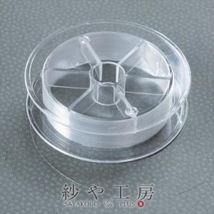 テグス 高品質 1号 クリア 【線径0.17mm 10M】 1個 1ヶ ポリウレタン1本タイプ ポリ...