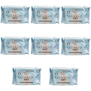 【まとめ買い】ネピア おしりセレブWET 詰替 60枚入 無香料 (8個)|yschoice