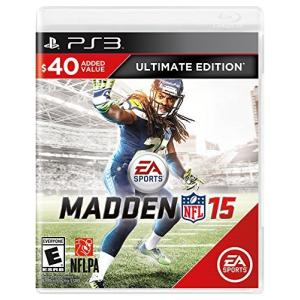 Madden NFL 15 Ultimate Edition (輸入版:北米) - PS3|yschoice