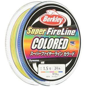 バークレイ(Berkley) ライン スーパーファイヤーライン300Mカラード 0.5号 8LB yschoice