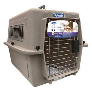 ペットメイト ウルトラ バリケンネル 10-20lbs (4.5-9kg) スタンダード 100S トラッド [トープ] 犬猫用|yschoice