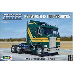 アメリカレベル 1/25 ケンウォース K-100 エアロダイン プラモデル 2514|yschoice