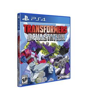 Transformers Devastation (輸入版:北米) - PS4|yschoice