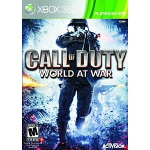 Call of Duty: World at War (輸入版:アジア) - Xbox360|yschoice