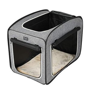 Petsfit ペットハウス 折りたたみ ペットケージ 小中大型犬 猫 小動物 ポータブルケージ 屋内屋外用 アウトドア 旅行 外泊 車用 ペット 持|yschoice