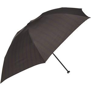 (マッキントッシュ フィロソフィー)MACKINTOSH PHILOSOPHY 超軽量折りたたみ傘 バーブレラ UV加工 ストライプ 21-431-0|yschoice