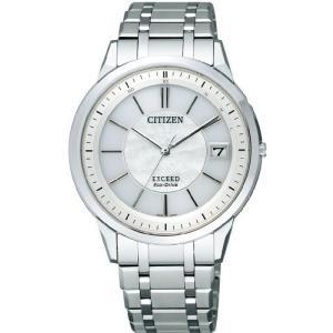 [シチズン]CITIZEN 腕時計 EXCEED エクシード Eco-Drive エコ・ドライブ 電波時計 EBG74-5023 メンズ yschoice