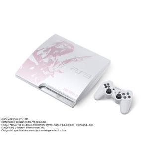 PlayStation 3 (250GB) FINAL FANTASY XIII LIGHTNING EDITION (CEJH-10008) 【メー|yschoice