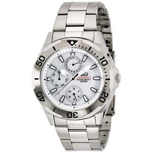 [シチズン Q&Q] 腕時計 SOLARMATE (ソーラーメイト) H018-201 シルバー yschoice