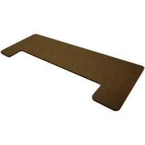 ピアノ用 床補強ボード:吉澤 フラットボード FB ブラウン/ピアノアンダーパネル|yschoice