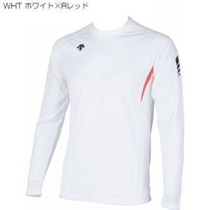 デサント DRN-5556L ロングスリーブTシャツ