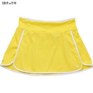 アシックス XX815C W'Sランニングスカート(レディス)