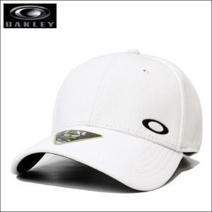 オークリー キャップ OAKLEY (オークリー) ユニセックス キャップ 帽子 ロゴ キャップ ハット (WHITE) 911550-100