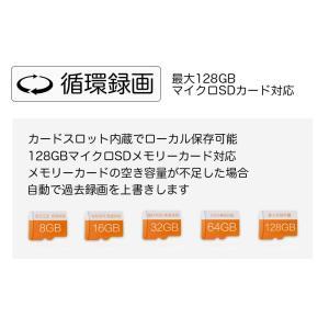 監視カメラ 防犯カメラ 日本語APP 1年保証 室内 ワイヤレス WiFi 無線 家庭用 介護 小型 録画 長時間 人感センサー 動体検知 スマホ操作 フルHD ysmya 18