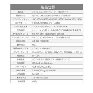 監視カメラ 防犯カメラ 日本語APP 1年保証 室内 ワイヤレス WiFi 無線 家庭用 介護 小型 録画 長時間 人感センサー 動体検知 スマホ操作 フルHD ysmya 19