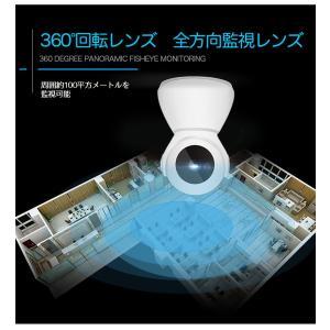 監視カメラ 防犯カメラ 日本語APP 1年保証 室内 ワイヤレス WiFi 無線 家庭用 介護 小型 録画 長時間 人感センサー 動体検知 スマホ操作 フルHD ysmya 08