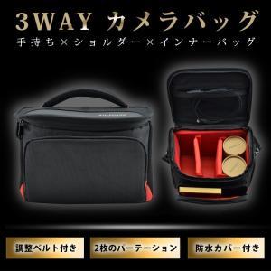 カメラバッグ 一眼レフ バッグ アルファ メッセンジャー 斜め掛け 鞄 かばん 肩掛け カメラバック 送料無料
