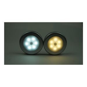 3個セット センサーライト 人感ライト LED ライト 室内 屋内 電池式 クローゼット 廊下 階段 自動点灯 送料無料|ysmya|15