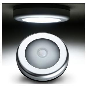 3個セット センサーライト 人感ライト LED ライト 室内 屋内 電池式 クローゼット 廊下 階段 自動点灯 送料無料|ysmya|07