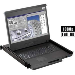 CyberView フルHD対応LCD コンソール F117-1201De|ysol