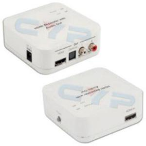 Cypress HDMI オーディオ・エクストラクター CLUX-11CD|ysol
