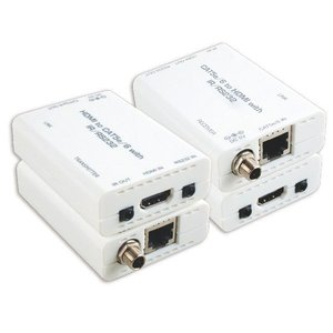 Cypress HDBaseT-Lite Cat6 HDMI エクステンダー CH-513TXL/CH-513RXL|ysol