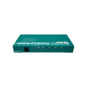 Cypress HDMI 1.3スイッチ 3ポート CLUX-31SY|ysol