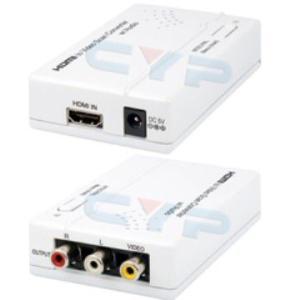 Cypress HDMI-ビデオ スキャンコンバーター CV-401H|ysol