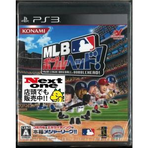 MLBボブルヘッド(PS3)(新品)|ystore-nextone2