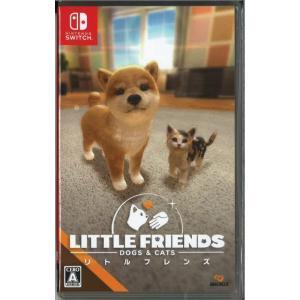 LITTLE FRIENDS−DOGS&CATS−(ニンテンドースイッチ)(新品)