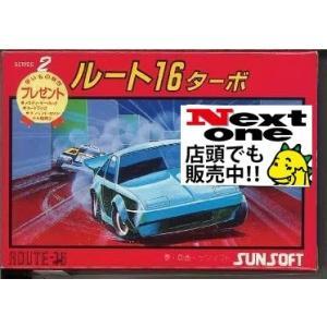中古 ファミコン ルート16ターボ|ystore-nextone