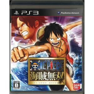 中古 PS3 通常版 ワンピース 海賊無双 ystore-nextone
