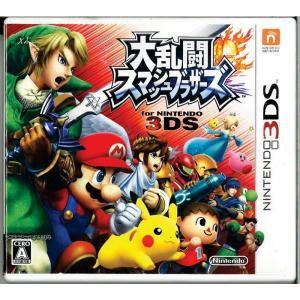 大乱闘スマッシュブラザーズ for Nintendo3DS(3DS)(中古)