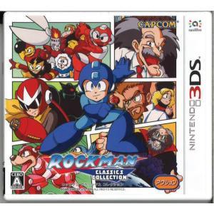 ロックマン クラシックス コレクション(3DS)(中古)